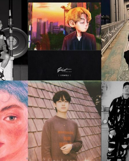 Latest K-HipHop and K-R&B songs