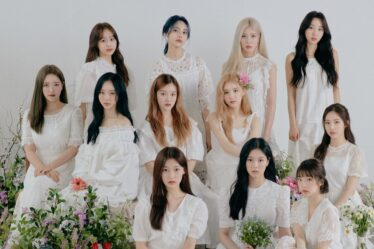 LOONA 'Paint The Town' Music Video